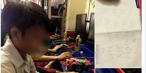 Bị chủ quán net bắt chép phạt vị trộm tiền net