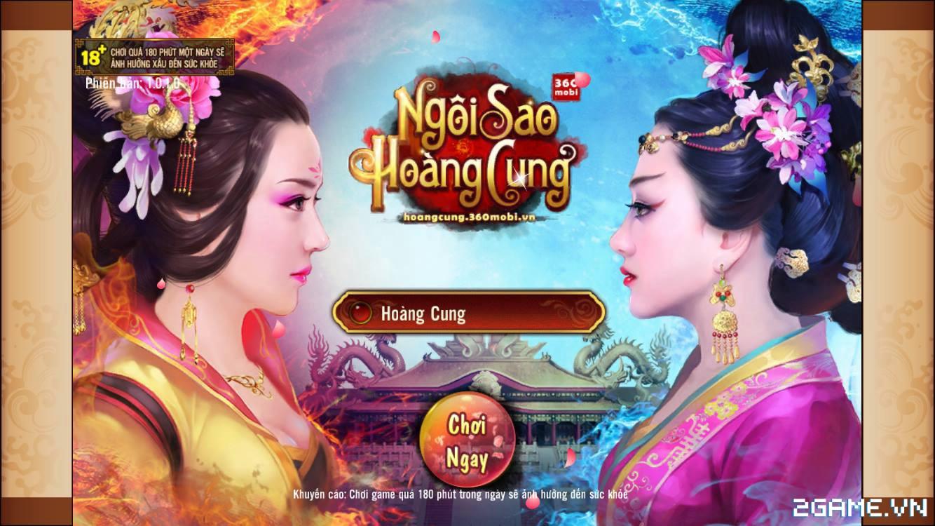 Chơi thử Ngôi Sao Hoàng Cung 360mobi bản Việt hóa | 2Game