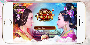 Chơi thử Ngôi Sao Hoàng Cung 360mobi bản Việt hóa trước ngày ra mắt