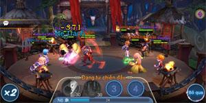 5 yếu tố khiến game mobile Bá Đạo Vương hớp hồn game thủ ngay từ cái nhìn đầu tiên