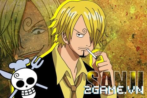 Những lý do chứng minh Sanji là soái ca số 1 trong One Piece