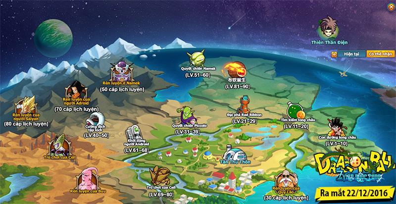 7 Viên Ngọc Rồng Web đã sẵn sàng ra mắt 4