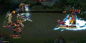 Nhiều game thủ thích webgame Vạn Tướng Trận ở sự đơn giản song rất tinh tế về chiến thuật