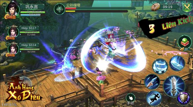 6 tựa game mobile online mới sắp được SohaGame cho ra mắt tại Việt Nam 4