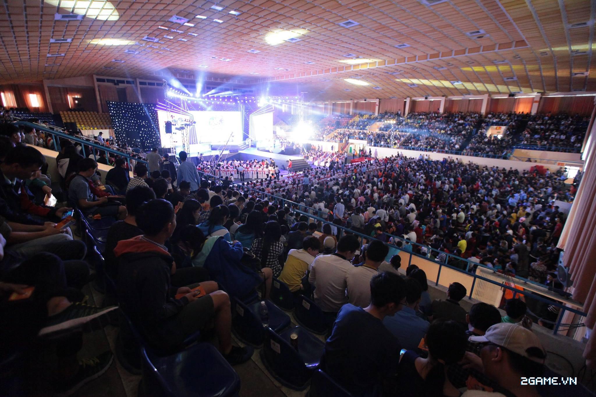 Điểm mặt các cosplay game xuất hiện tại Đại Hội 360mobi 2016 0