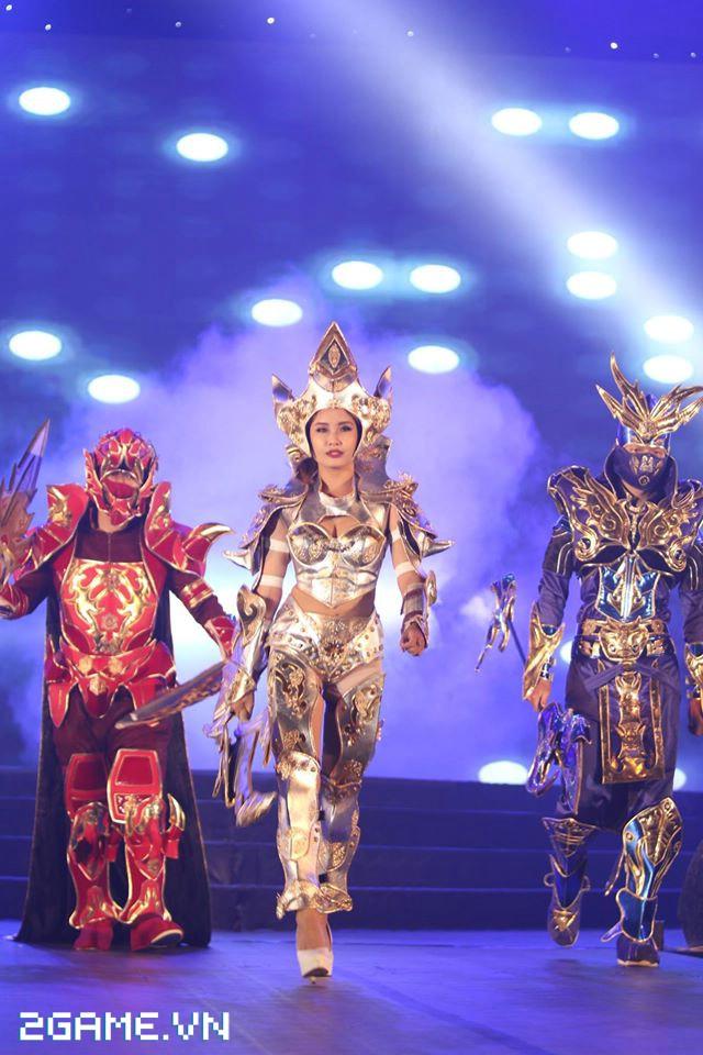 Điểm mặt các cosplay game xuất hiện tại Đại Hội 360mobi 2016 21
