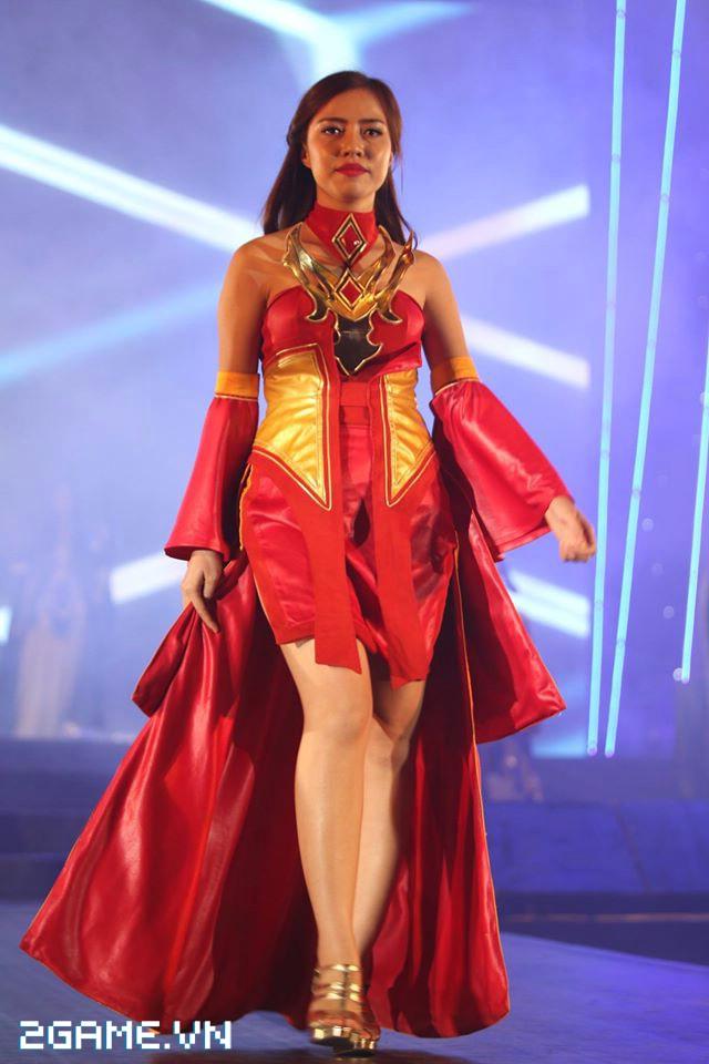Điểm mặt các cosplay game xuất hiện tại Đại Hội 360mobi 2016 20