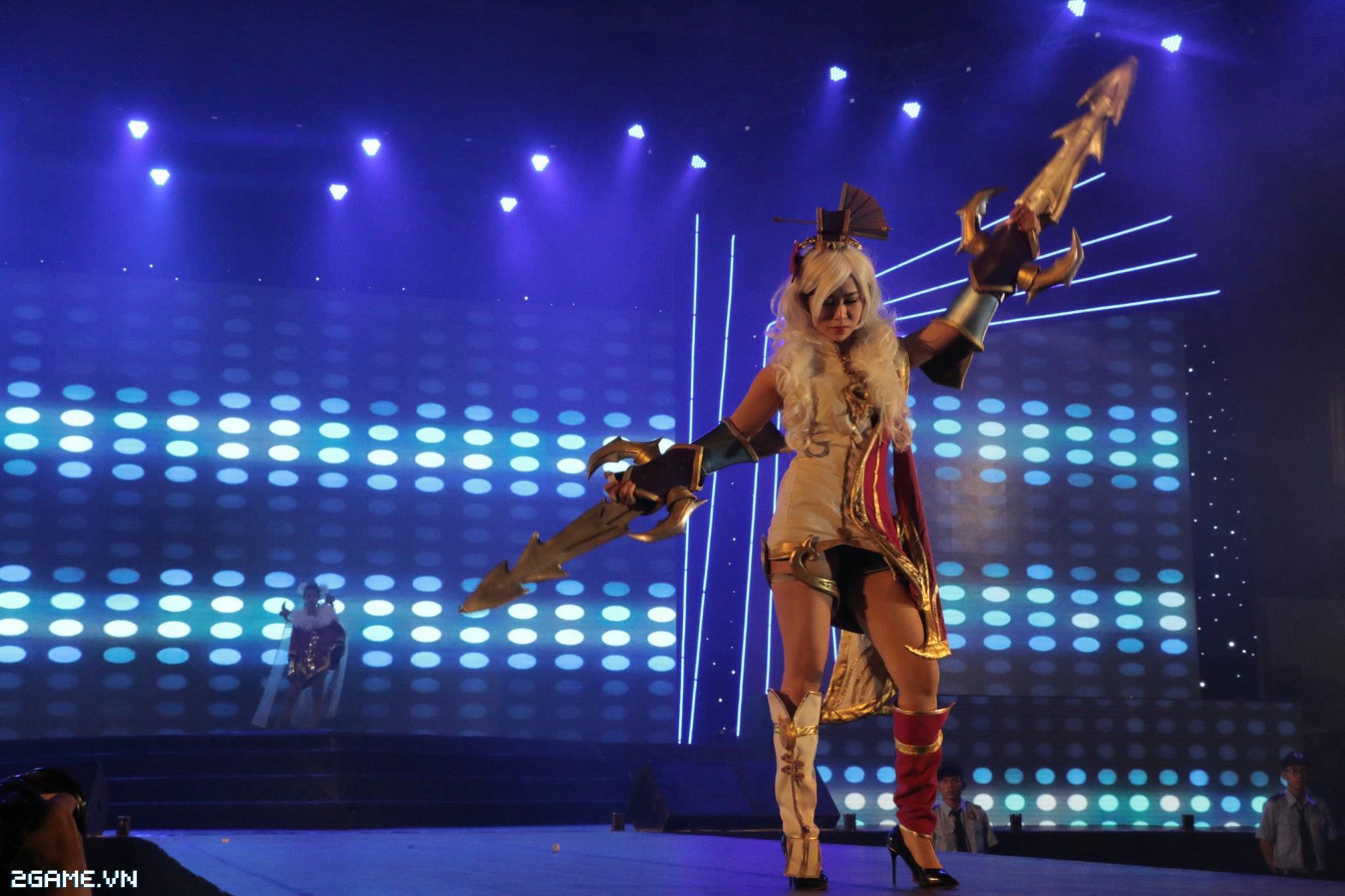 Điểm mặt các cosplay game xuất hiện tại Đại Hội 360mobi 2016 19