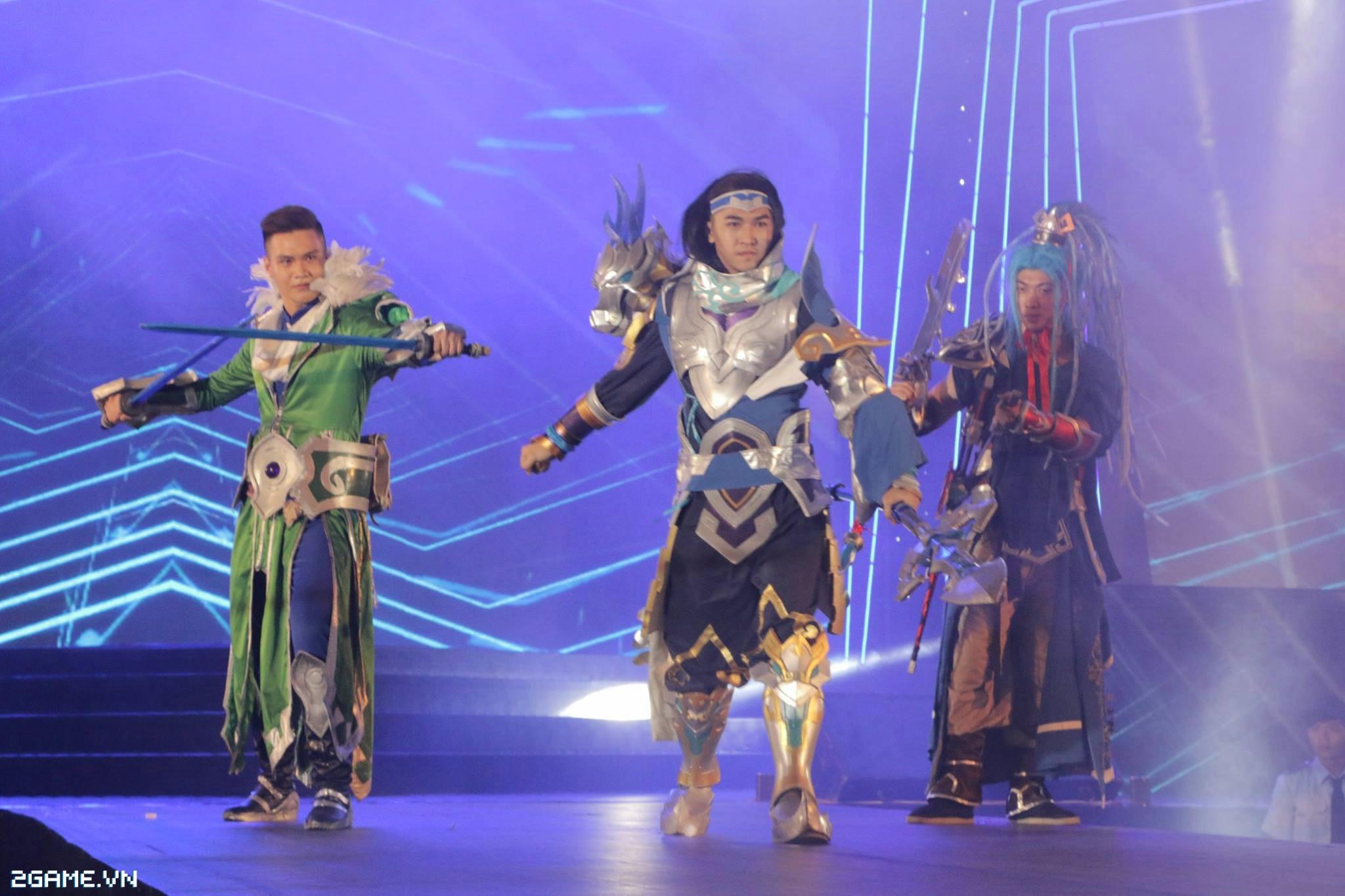 Điểm mặt các cosplay game xuất hiện tại Đại Hội 360mobi 2016 18