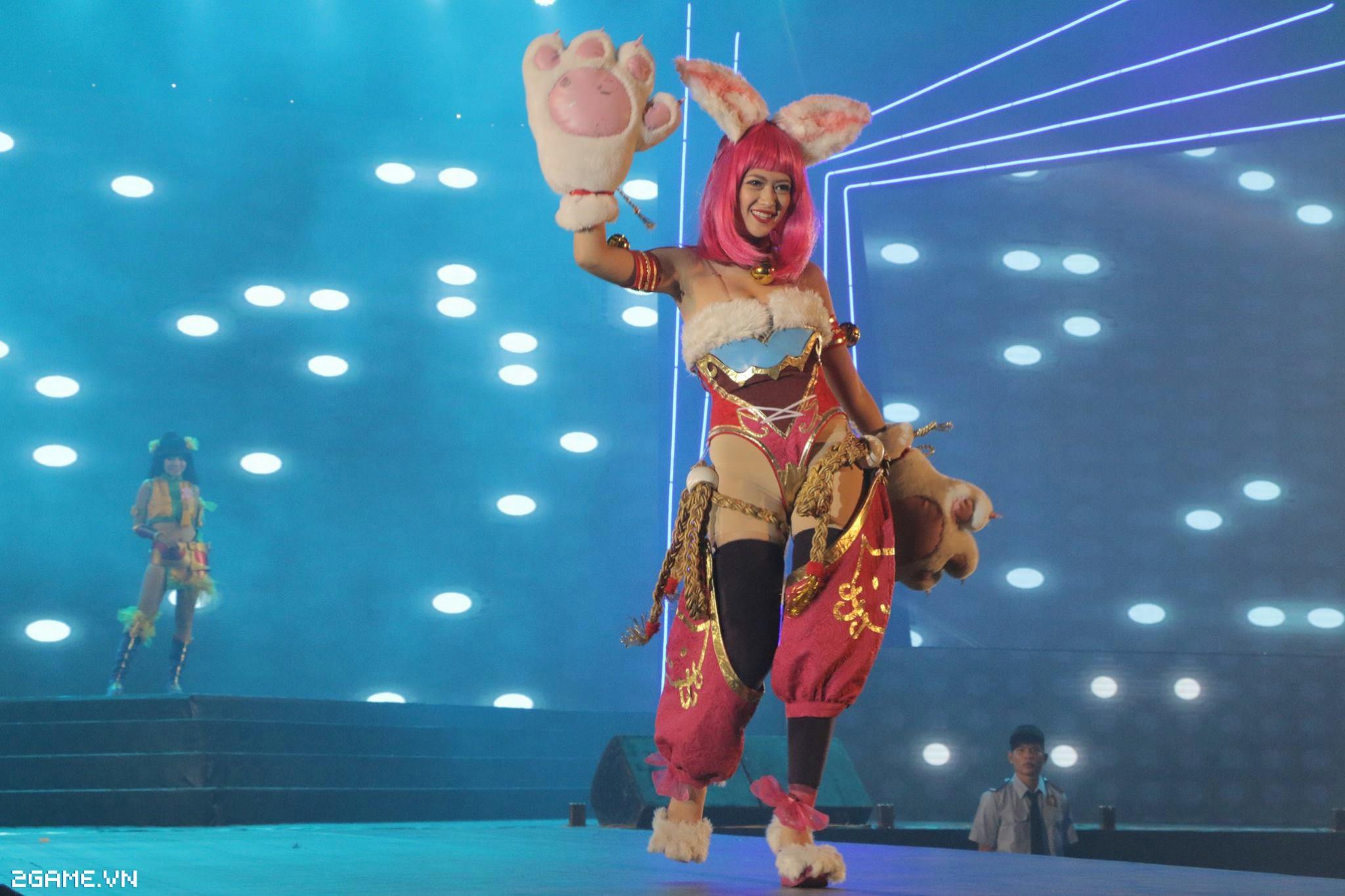 Điểm mặt các cosplay game xuất hiện tại Đại Hội 360mobi 2016 17