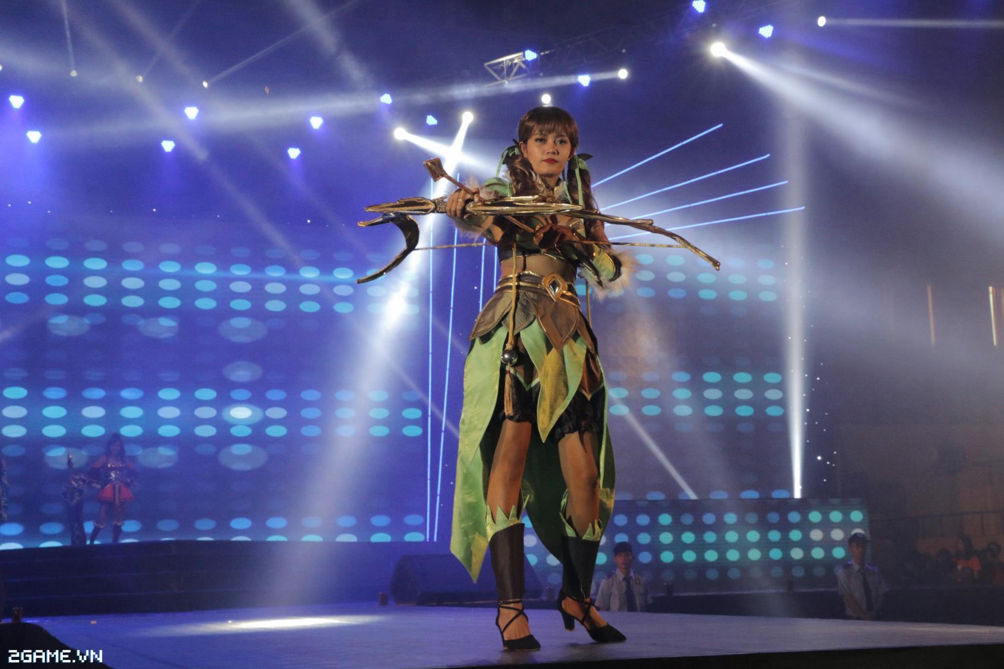 Điểm mặt các cosplay game xuất hiện tại Đại Hội 360mobi 2016 16