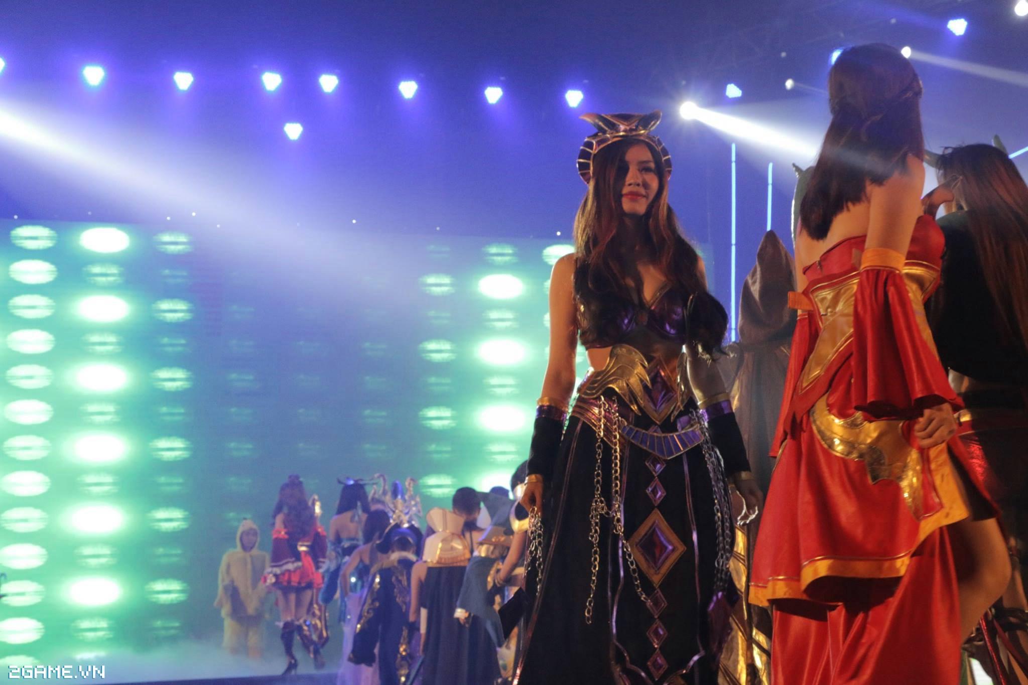 Điểm mặt các cosplay game xuất hiện tại Đại Hội 360mobi 2016 15