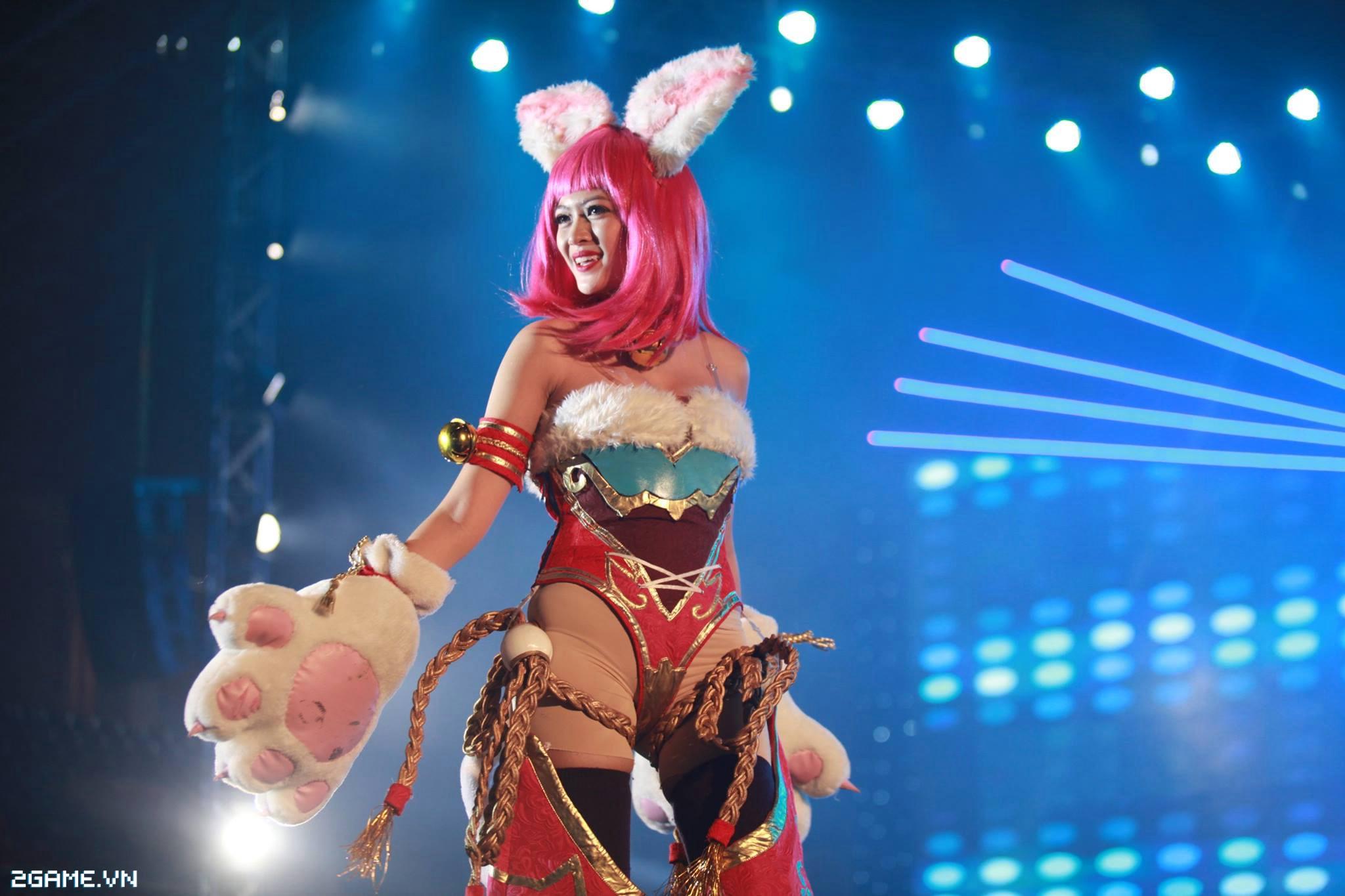 Điểm mặt các cosplay game xuất hiện tại Đại Hội 360mobi 2016 14