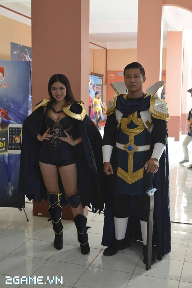 Điểm mặt các cosplay game xuất hiện tại Đại Hội 360mobi 2016 9