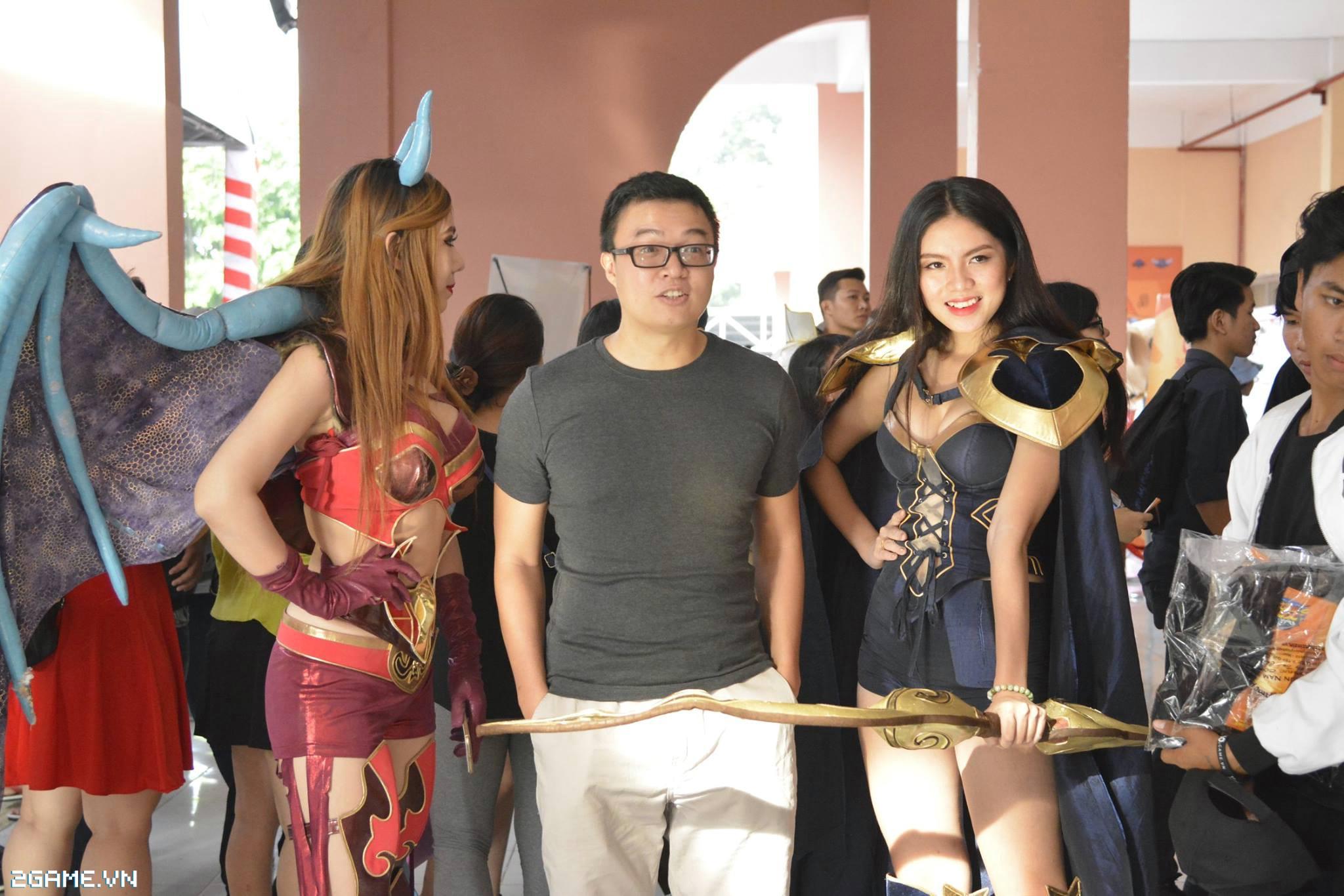 Điểm mặt các cosplay game xuất hiện tại Đại Hội 360mobi 2016 8