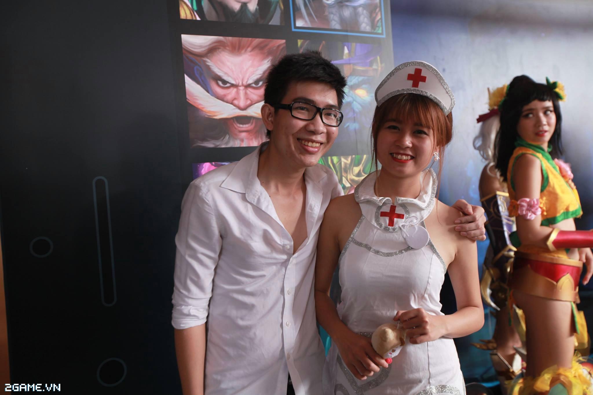 Điểm mặt các cosplay game xuất hiện tại Đại Hội 360mobi 2016 5