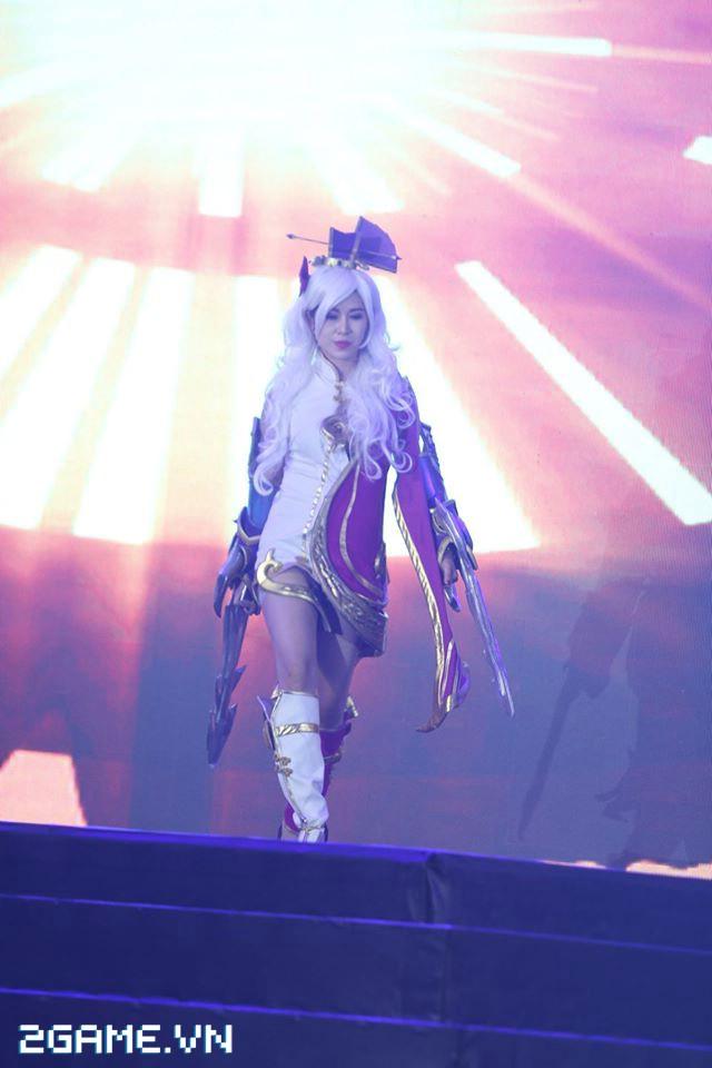 Điểm mặt các cosplay game xuất hiện tại Đại Hội 360mobi 2016 29