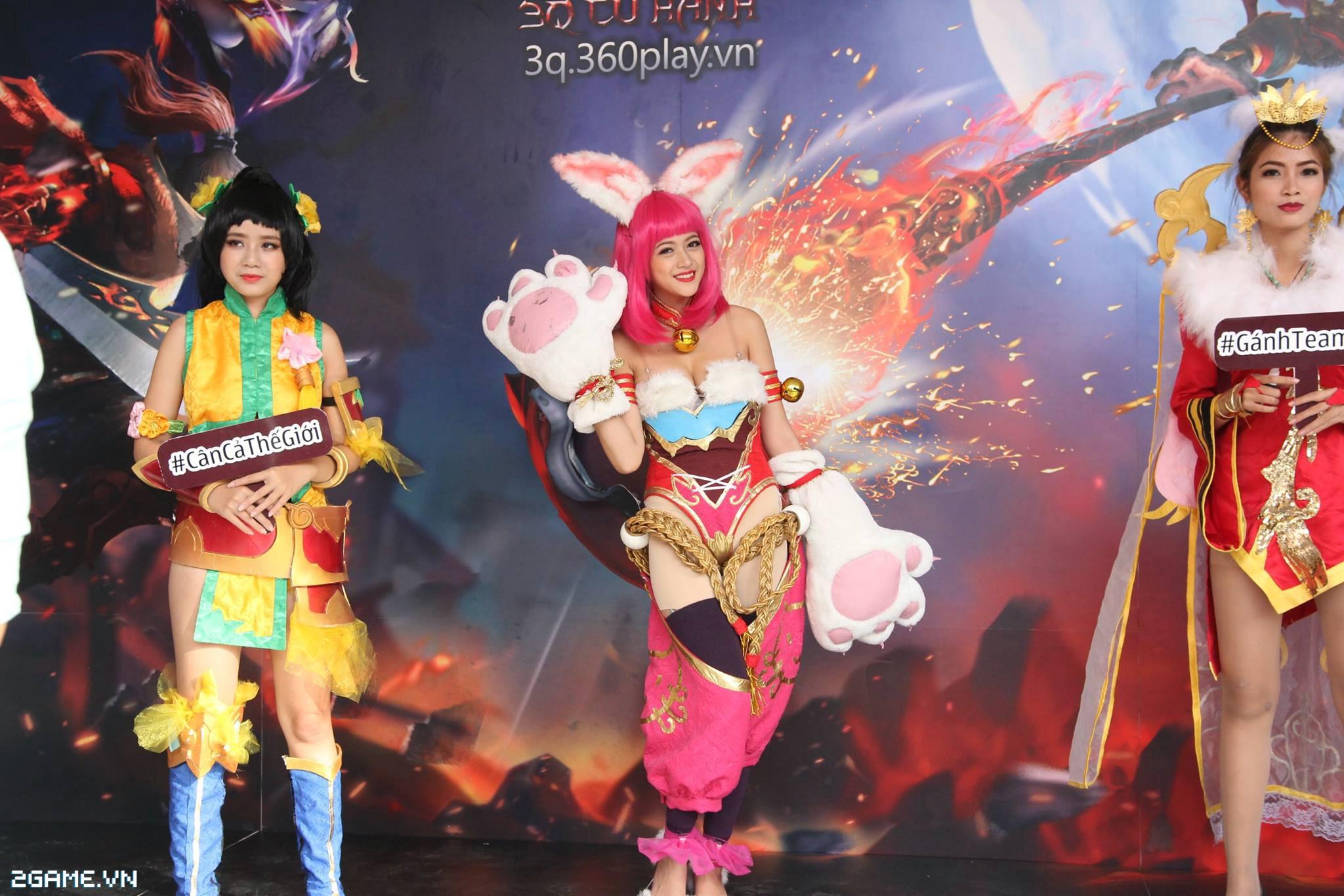 Điểm mặt các cosplay game xuất hiện tại Đại Hội 360mobi 2016 1