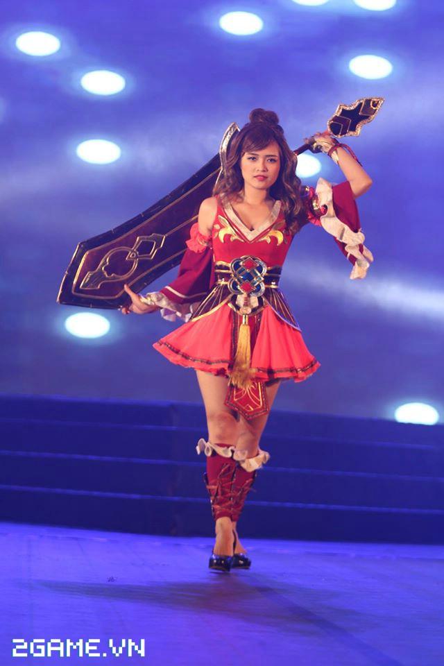 Điểm mặt các cosplay game xuất hiện tại Đại Hội 360mobi 2016 25