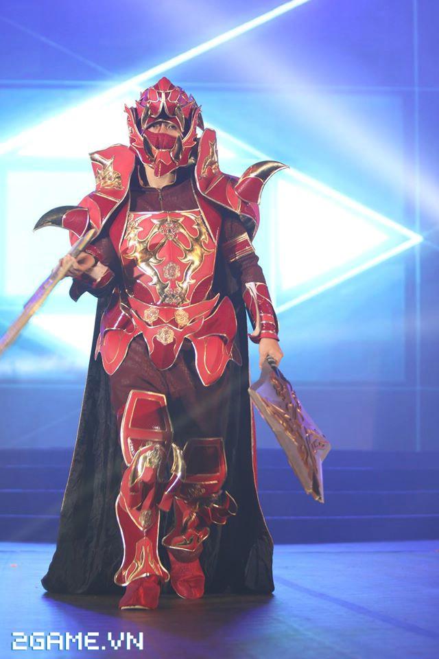Điểm mặt các cosplay game xuất hiện tại Đại Hội 360mobi 2016 24
