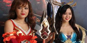 Điểm mặt các cosplay game xuất hiện tại Đại Hội 360mobi 2016