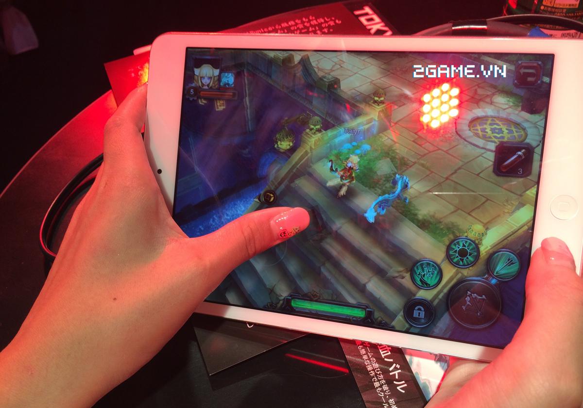 4 game online đã lên lịch ra mắt game thủ Việt vào đầu tháng 8 tới 7