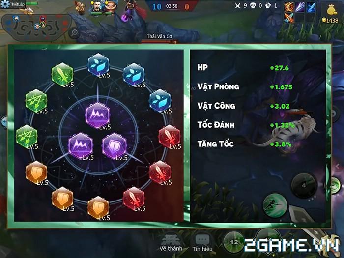 3Q 360Mobi - Văn Vô Mộng có mặt trong game từ sáng nay 3