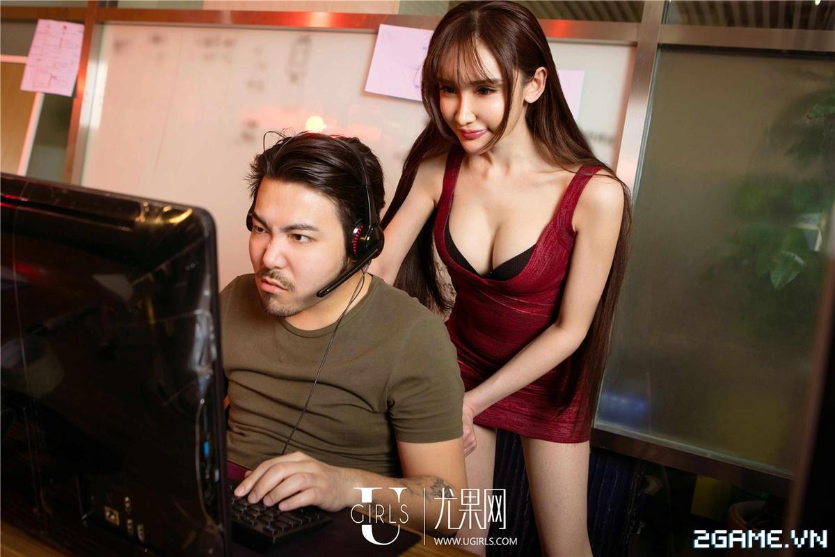 Muốn đẹp trai, xinh gái, được nhiều đứa yêu thì đừng nổi khùng khi chơi game online 5