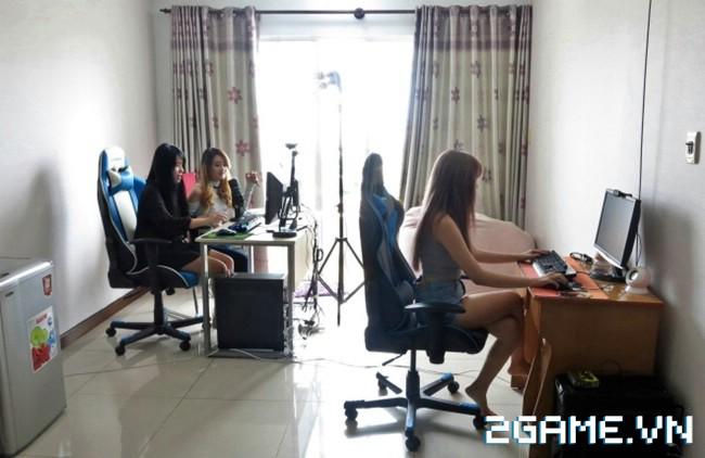 Khi các nữ game thủ tại Việt Nam có thể kiếm sống từ đam mê 0