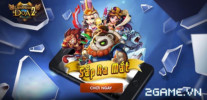 Liên Minh Dota 2 cập bến Việt Nam 2