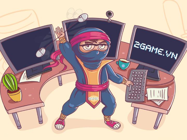 2GAME tuyển dụng Biên Tập Viên và Cộng Tác Viên nội dung 0