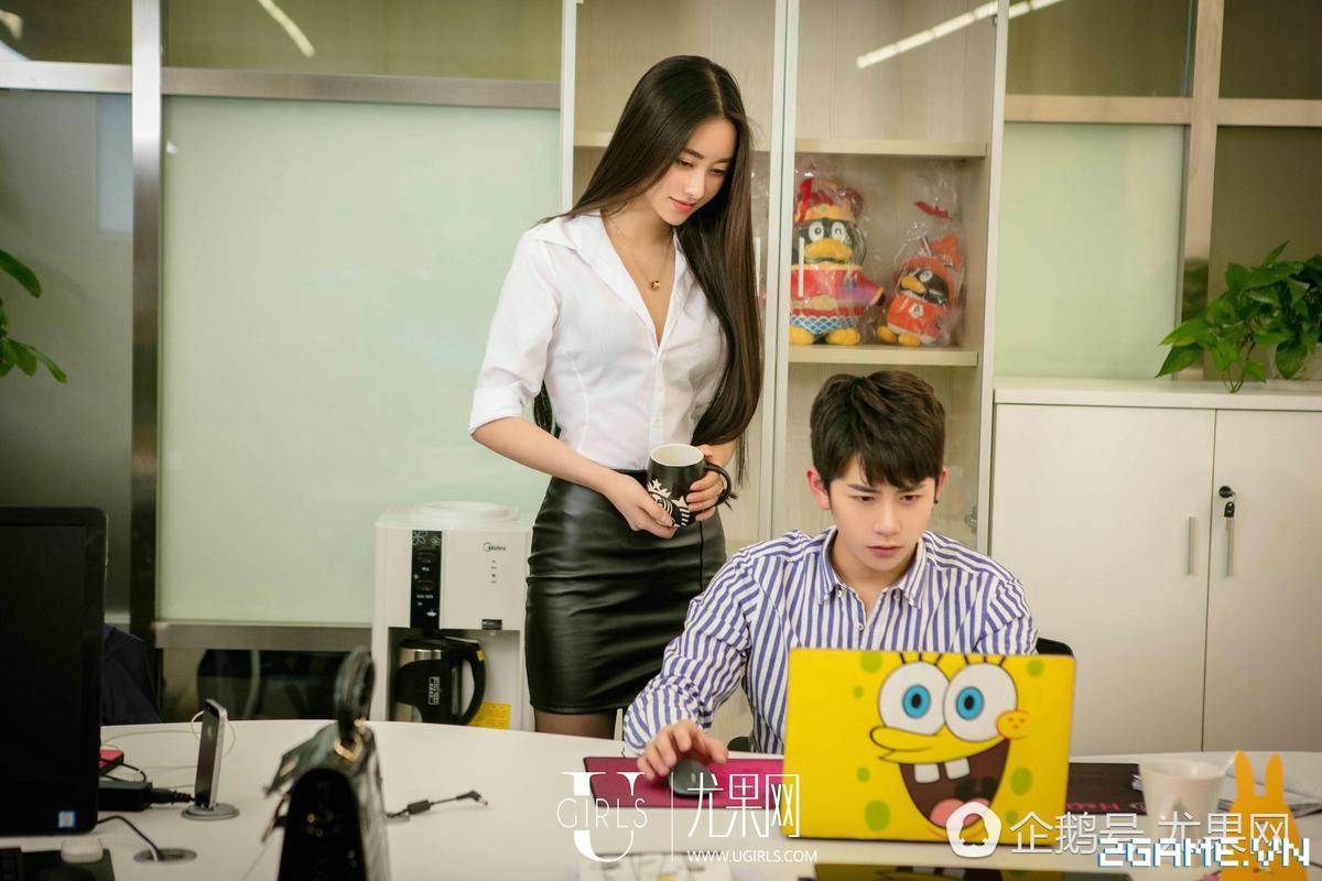 Nữ thư ký được thăng chức do biết chơi game online cùng với Sếp 7