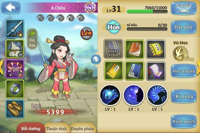 Cao thủ chơi Đông Tà Tây Độc mobile chia sẻ bí quyết cân cả server chỉ với 10 ngàn đồng 3