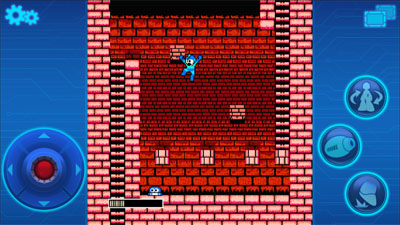 Mega Man mobile bản chính chủ chính thức ra mắt