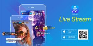 VNG sắp ra mắt ứng dụng 360 LIVE
