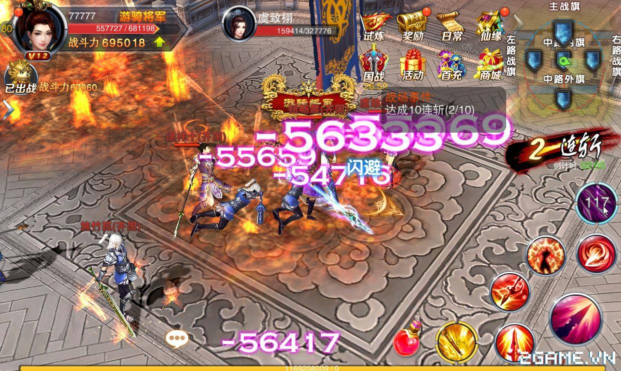12 Game Online mới tiếp tục đổ về Việt Nam trong tháng này 10