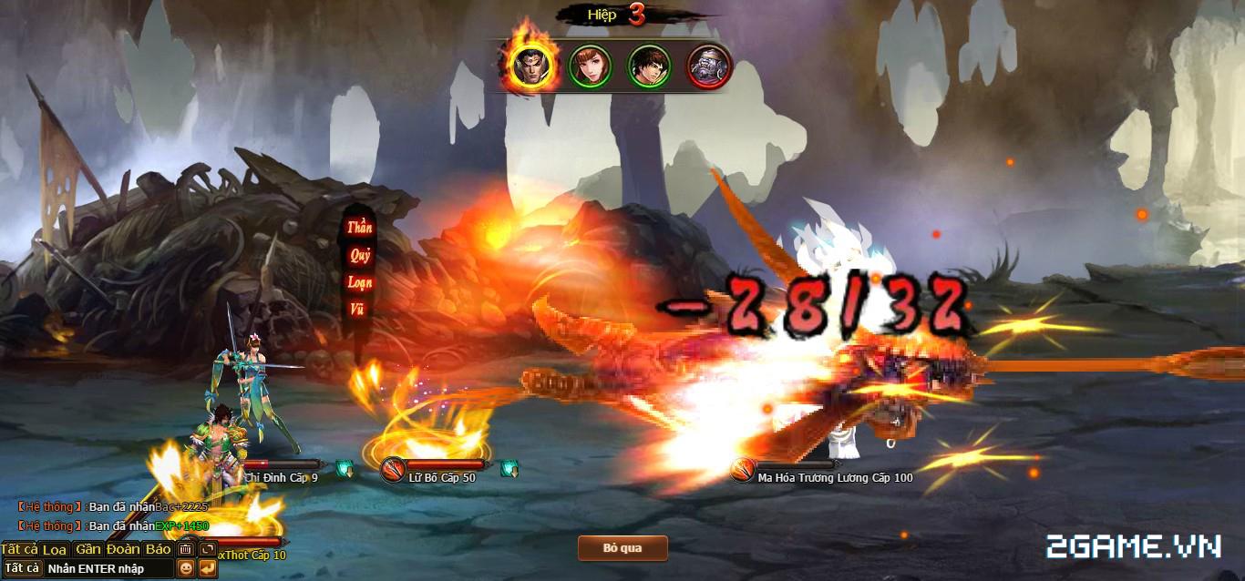 Vô Song Chiến Ký - Webgame đánh theo lượt cho phép combo cùng lúc nhiều tướng cập bến Việt Nam 0