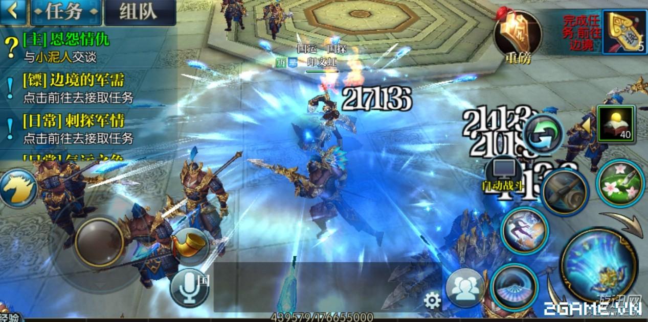 12 Game Online mới tiếp tục đổ về Việt Nam trong tháng này 5