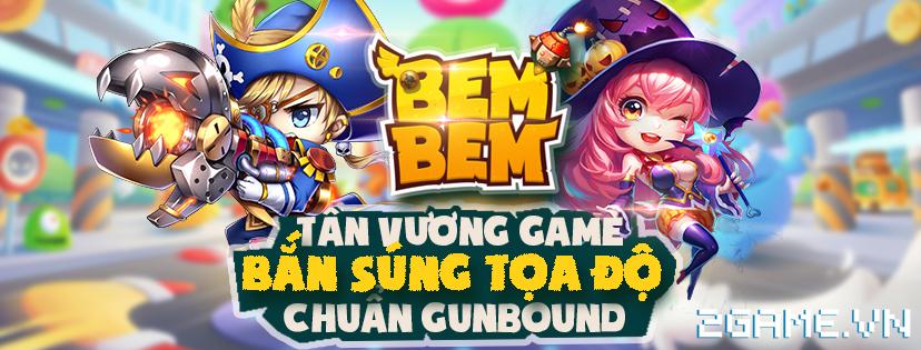 Bem Bem Online - Game bắn tọa độ sắp được SohaGame ra mắt vào tháng 3 tới 5