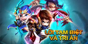 Siêu Thần LOL – Game mobile ăn theo LMHT tuyên bố đóng cửa