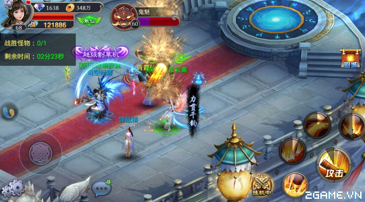 12 Game Online mới tiếp tục đổ về Việt Nam trong tháng này 3