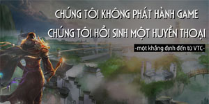 Tru Tiên Online sắp được VTC Mobile hồi sinh phát hành lại ở Việt Nam