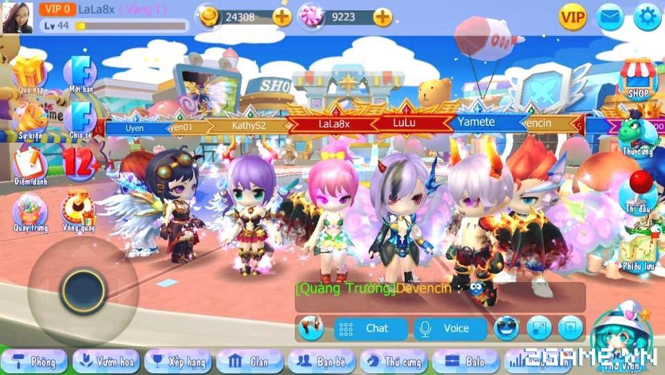 Dù gặp phải nhiều sự cố song Boom 3D Mobile vẫn băng băng leo top Kho ứng dụng Game Mobile 6