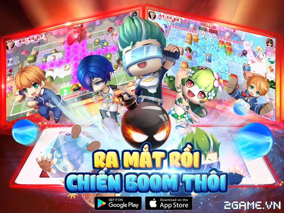 Dù gặp phải nhiều sự cố song Boom 3D Mobile vẫn băng băng leo top Kho ứng dụng Game Mobile 7