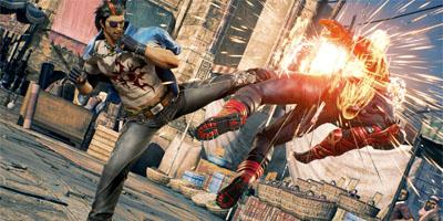 Top 8 Trailer Game CG đối kháng đáng chú ý trong đầu năm 2017