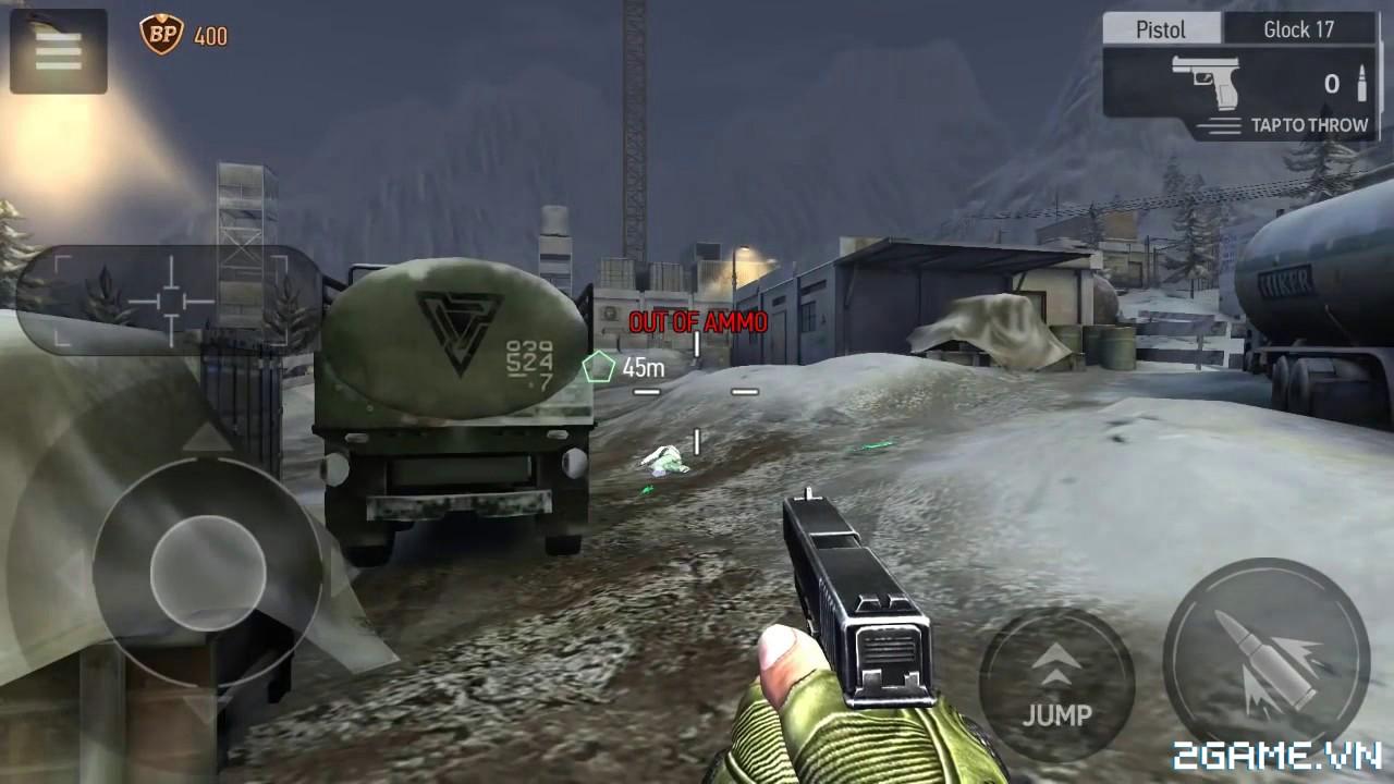 FZ9 Timeshift - Thêm một game mobile bắn súng chất lượng cao nữa đến từ bàn tay người Việt 2
