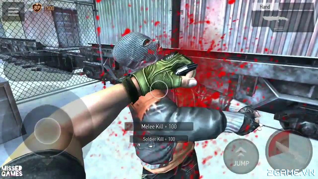 FZ9 Timeshift - Thêm một game mobile bắn súng chất lượng cao nữa đến từ bàn tay người Việt 5
