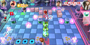 Đánh giá Boom 3D Mobile bản Việt hóa: Gameplay vui nhộn tung tóe hết sức hà!
