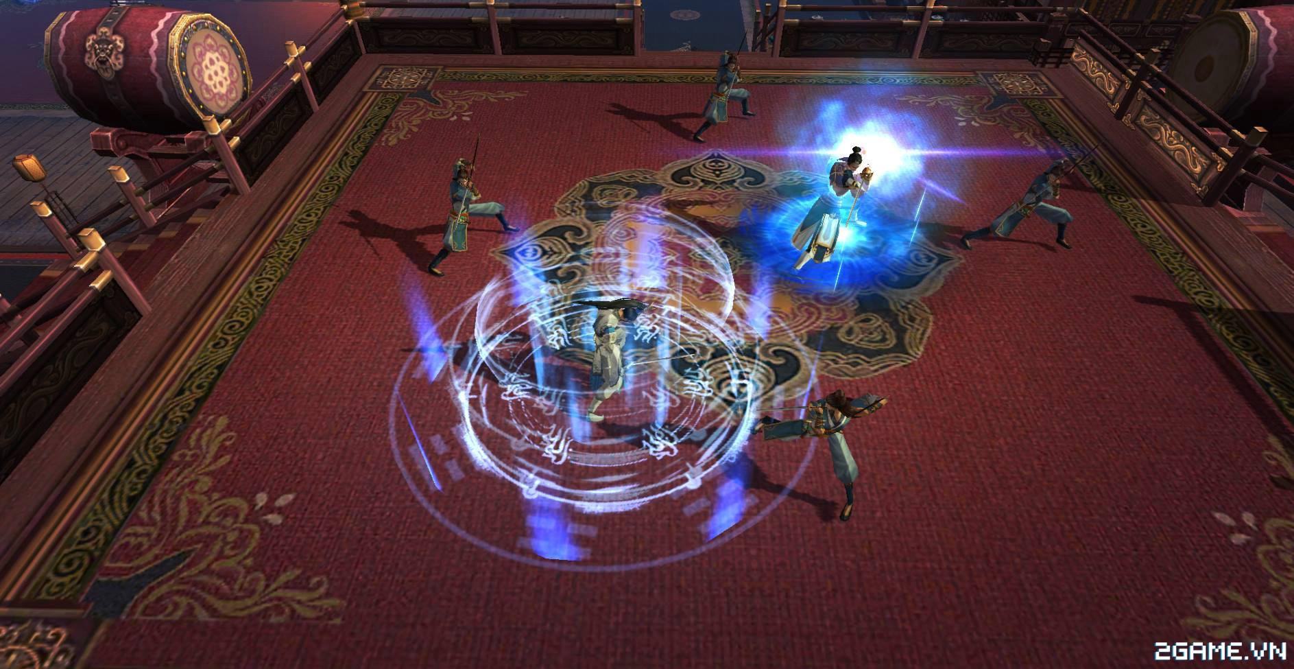 Đặt chân vào Hoành Tảo Giang Hồ 3D bạn sẽ thấy đã mắt, sướng tay! 9