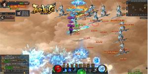 Webgame Thanh Vân Chí VNG khoe dàn Boss đông và hung hãn thử thách gamer